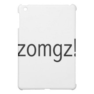 zomgz! iPad mini covers