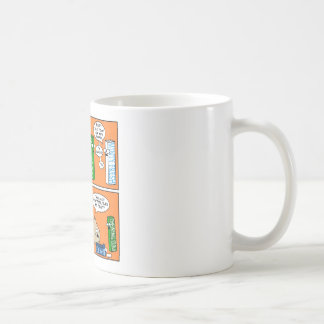 Zomic 6 - Breath test Coffee Mug