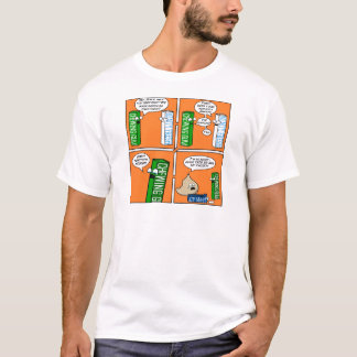 Zomic 6 - Breath test T-Shirt