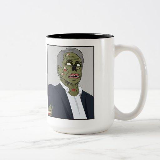 Zomney for President Coffee Mug