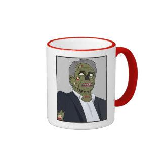 Zomney for President Mugs