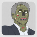 Zomney for President Stickers