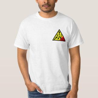 Zona amonestadora de Camisa
