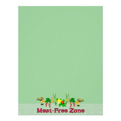 Zona Carne-Libre Membretes Personalizados