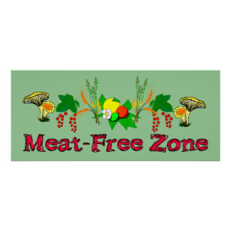 Zona Carne-Libre Poster