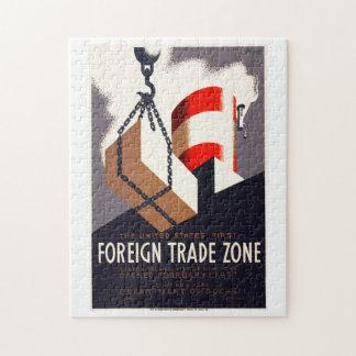 Zona comercial de Harry Herzog First_Foreign Puzzles Con Fotos