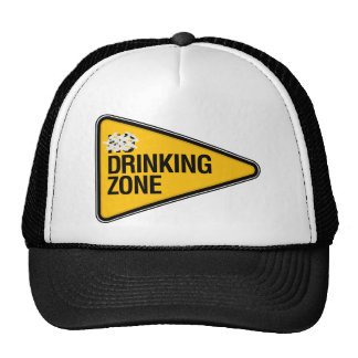 Zona de consumición gorras