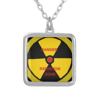Zona de la radiación colgantes personalizados