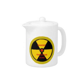 Zona de la radiación