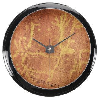 Zona de recreo nacional de Glen Canyon, Utah, los Reloj Aquavista