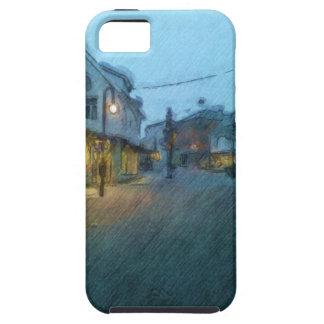 Zona del peatón de Leirvik iPhone 5 Case-Mate Cárcasas