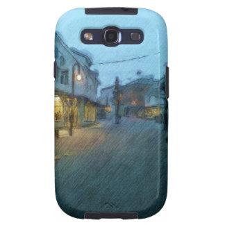 Zona del peatón de Leirvik Samsung Galaxy S3 Funda