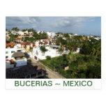 Zona Dorada Bucerias Mexico Postcard