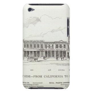 Zona este delantera California y Sacramento iPod Case-Mate Carcasa