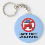Zona franca 2 del odio llaveros personalizados
