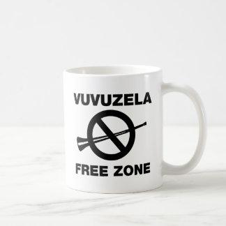 Zona franca de Vuvuzela Taza Clásica