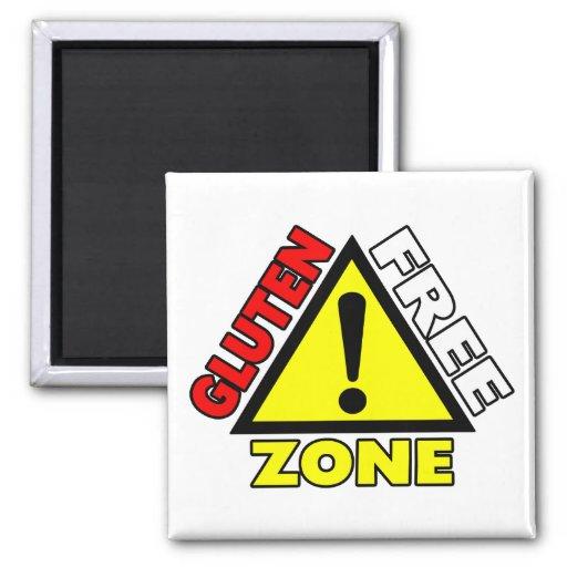 Zona franca del gluten (enfermedad celiaca - alerg iman