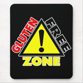 Zona franca del gluten (enfermedad celiaca - alerg mouse pads