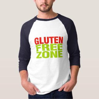 Zona franca del gluten (enfermedad celiaca) camisas