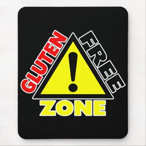 Zona franca del gluten (enfermedad celiaca - mouse pads