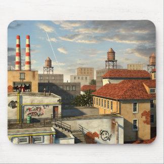 Zona Industrielle - día Tapetes De Ratones
