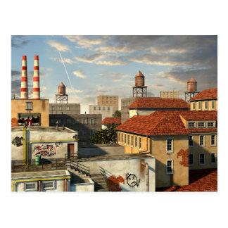Zona Industrielle - día Postales