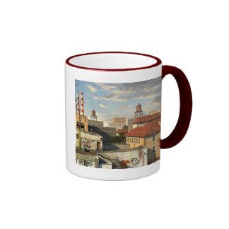 Zona Industrielle - día Taza De Café