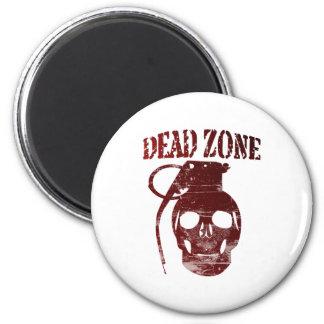 Zona muerta imán redondo 5 cm