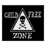 Zona Niño-Libre Posters