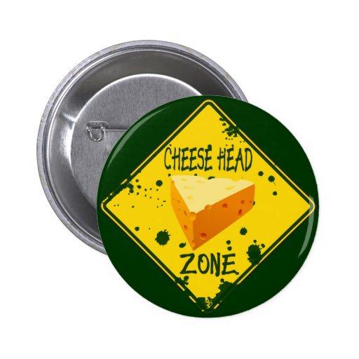 Zona principal del queso pin