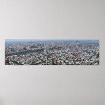 Zona Sur Santiago Chile Impresiones