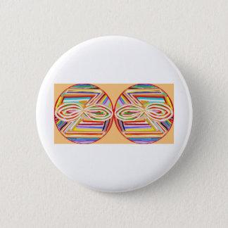 ZONAR Karuna Reiki Pinback Button