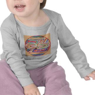 ZONAR - Símbolo de Karuna Reiki de Navin Joshi Camisetas