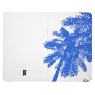 Zonas tropicales azules de Hawaii Cuaderno