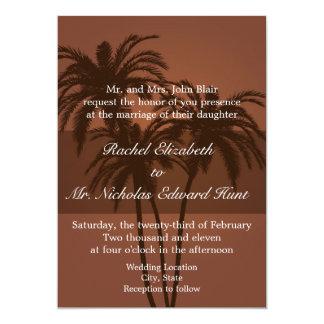 Zonas tropicales de Brown: Invitación