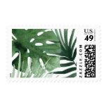 Zonas tropicales sello postal