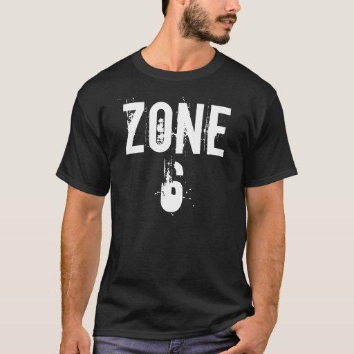 Zone 6 Atlanta T Shirt Zazzle