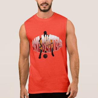ZONE BUSTER!!! Crimson Sleeveless Shirt
