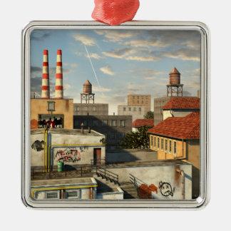 Zone Industrielle 2 Ornament