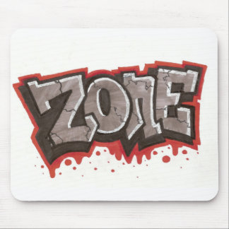Zone Mouse Pad