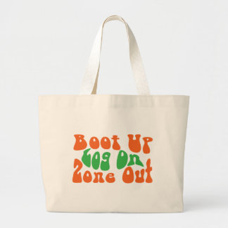 Zone Out! Canvas Bags