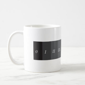 Zone System Coffee Mug