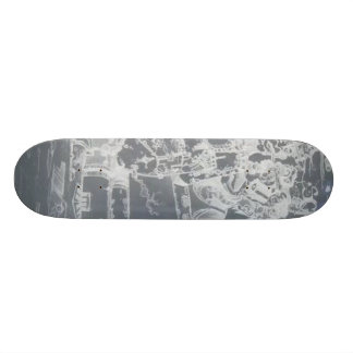 zONED 01 Skateboard
