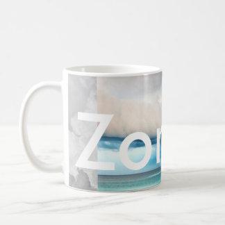 Zoned. Mug