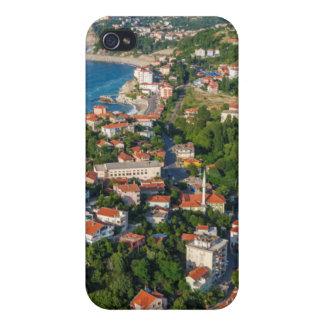 Zonguldak, Aerial, Black Sea Coast Of Turkey 2 iPhone 4/4S Cases