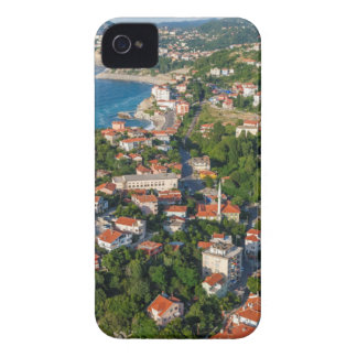 Zonguldak, Aerial, Black Sea Coast Of Turkey 2 iPhone 4 Cases