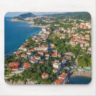 Zonguldak, Aerial, Black Sea Coast Of Turkey 2 Mouse Pad