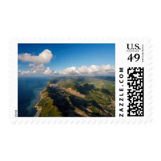 Zonguldak, Aerial, Black Sea Coast Of Turkey Stamp