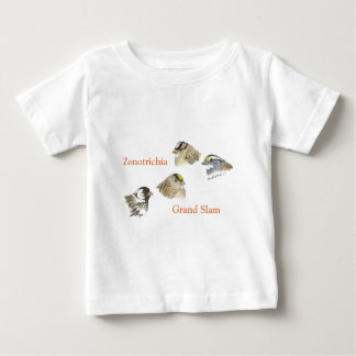 Zonotrichia Grand Slam Baby T-Shirt