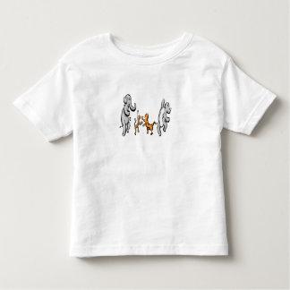 Zoo Animal Toddler's T-Shirt